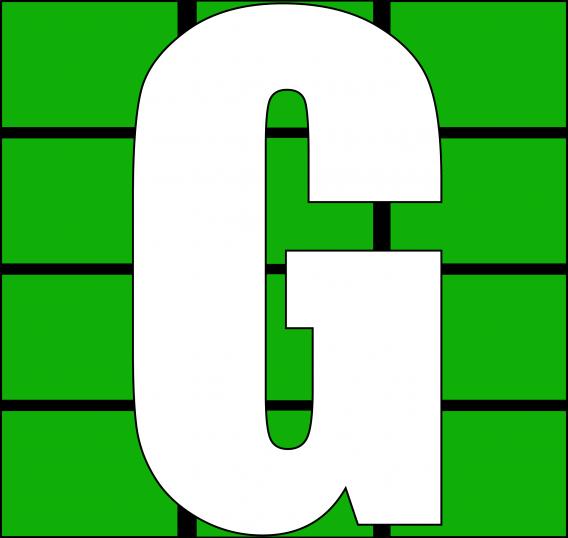Garland Green Productions Logo